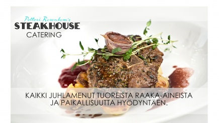 Petteri Rosenbom´s Steakhouse catering