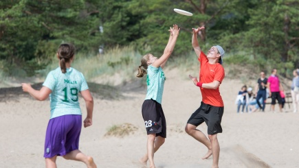 Yyteri Beach Ultimate -turnaus