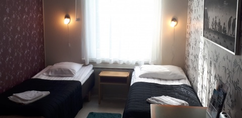 Hostel Riverin huone