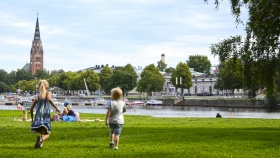 Spend a fun day at Kirjurinluoto Park!
